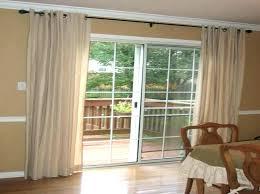 sliding patio door drapes interior random curtains ideas for curtain doors design o56