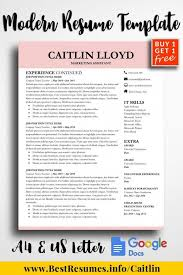 Teacher Resume Template Doc Resume Template Caitlin Lloyd Best Of