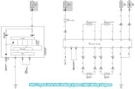reading gm wiring diagrams reading wiring diagrams 2007 toyota yaris anti king system abs wiring