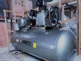 Máy nén khí, máy bơm hơi nhập khẩu chất lượng - Đồ nghề sửa xe máy - Thiết  bị sửa xe máy chính hãng