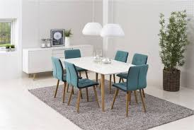 teal dining rooms. Frida Fabric Teal Dining Chairs 2 Rooms