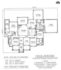 3 bedroom beach house plans. 1 story house floor plans laferida com 4 bedroom 3 5 bathroom dining room family 11 beach