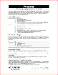 How To Write A Resume Title Resume Template