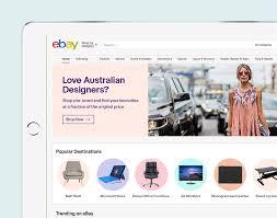 Ebay sydney office Oliver And Company Ebay Digital Marketing Support Satsuma Creative Satsuma Design Branding And Strategysatsuma Brand Marketing