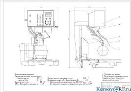 Восстановление шестерни масляного насоса автомобиля КАМАЗ Чертеж плазменная установка