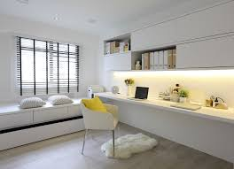 home office trends. Awesome Scandinavian Home Office Design Trends