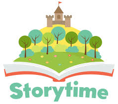 Image result for preschool story time clip art