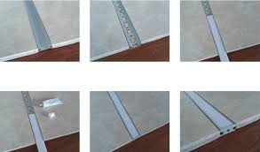 floor lighting led. 2015 Fashion Slim LED Floor Lighting Waterproof Lamp 50x2m For Tiles Recessed Installation Free Shipping Led R