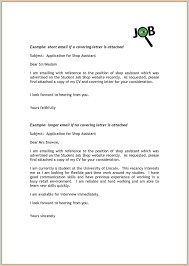 Tips For Cover Letter Resume Email Subject Line 354842 Resume Ideas