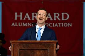Марк Цукерберг получил диплом Гарвардского университета спустя  Марк Цукерберг получил диплом Гарвардского университета спустя 13 лет