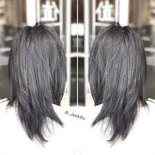fashion charcoal hair dye extraordinary new charcoal grey color by jack jacksu we jksu286 8