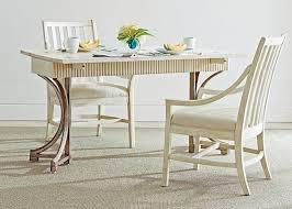 Furniture Coastal Living Resort Curl Tide Flip Top Table
