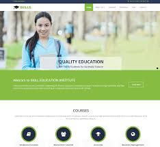 Templates For Education 18 Free School Education Website Html Templates 2019