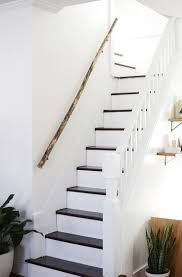 Model Staircase Staircase Handrails Best Wood Handrail Ideas On