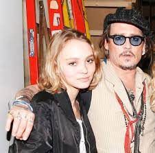 Johnny Depp discussed smoking weed with daughter Lily-Rose, 13, and said he  was 'being a responsible parent'