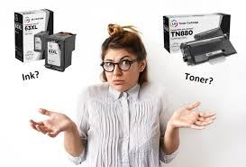 What's the difference between <b>ink</b> and toner <b>cartridges</b>? – <b>Printer</b> ...