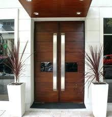 wooden front door designs for houses modern wood front door view in gallery beautiful design for