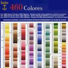 Soie D Alger Colour Chart Thread Charts Trish Burr Embroidery