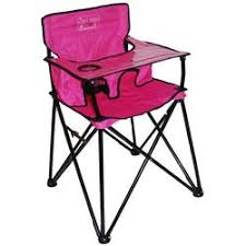 ciao! baby HB2015 - Portable High Chair Pink + Free Shipping