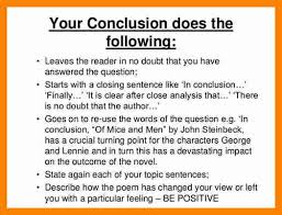 how to write a good conclusion for an essay new hope stream wood how to write a good conclusion for an essay easy on child labour 4317156 jpg