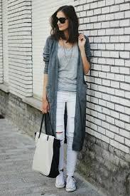 <b>Кардиган</b> с кроссовками – создаем модный и стильный образ ...