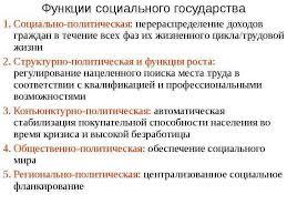 Курсовая работа Социальная политика государства pib samara ru Функции социальной политики реферат