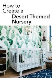 Charlene's Desert-Themed Nursery