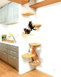 wall cat tree mounted uk