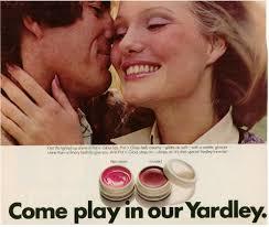 yardley of london pot o gloss 1973