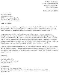 Landscape Architect Cover Letter Architecture Cover Letter Sample ...
