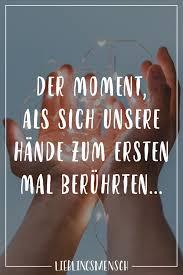 Der Moment Als Sich Unsere Hände Zum Ersten Mal Berührten Meins