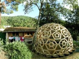 garden dome. Dome Made From Pallets Garden
