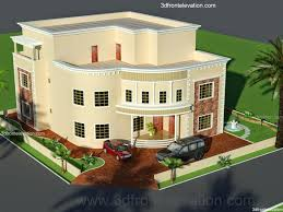 d front elevationcom dubai arabian house elevation design luxury plans floor four bedroom house plans