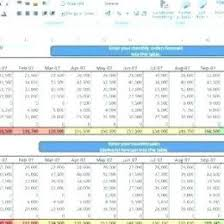 Sample Budget Spreadsheet Excel 12 Budget Samples 96113600128 Simple Personal Budget Template