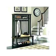 Coat Rack Shoe Storage Bench Mesmerizing Coat Stand With Shoe Storage Entryway Storage Rack With Bench
