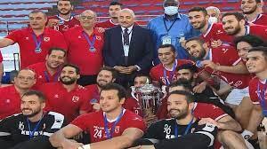 الأهلي المصري بطل أفريقيا في كرة اليد على حساب وداد سمارة المغربي