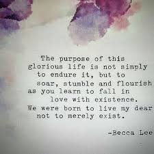 My Purpose In Life Quotes Interesting SarahJane Photography On Quotes Pinterest Flourish Purpose