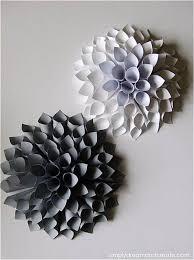 diy paper wall art ideas