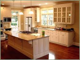 kitchen wall cabinets with glass doors sliding
