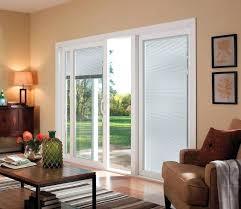 patio doors with blinds between the glass sliding patio doors blinds between the glass multi folding