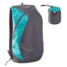<b>Складной рюкзак Wick</b>, <b>бирюзовый</b>, фирмы «Stride» - P3229.42 с ...