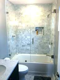 freestanding bath with shower freestanding tub shower medium image for best ideas about small bathroom designs