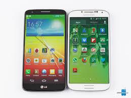LG G2 vs Samsung Galaxy S4 - PhoneArena