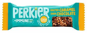Perkier releases immune-boosting snack bars and porridge pots - FoodBev  Media
