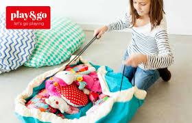 Play&Go. Игровой коврик — мешок для хранения - Чики Рики