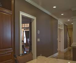 wall paint colors brown photo - 1