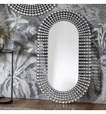 pavilion chic spritz long oval wall