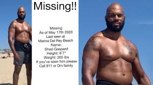 Former WWE Star Shad Gaspard Missing After Swimming at Venice Beach
