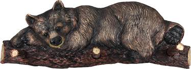 Bear Coat Rack Mesmerizing River's Edge Products Inc