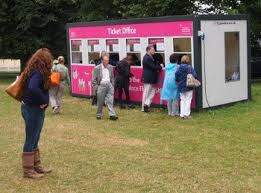 hire office new 20 x 8 ticket office now available for event hire pwhire